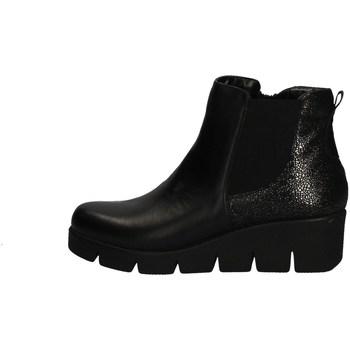 Chaussures Femme Low boots Milena 656055 NOIR