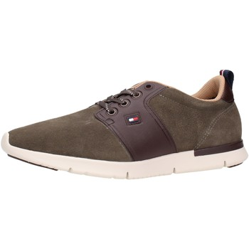 Chaussures Homme Baskets basses Tommy Hilfiger TOBIAS 3B Multicolore