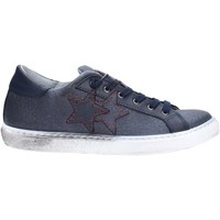 Chaussures Homme Baskets basses 2 Stars 2045 Multicolore
