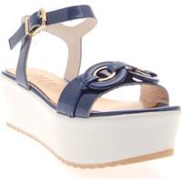 Chaussures Femme Sandales et Nu-pieds Enrique De La Renta 105B Multicolore