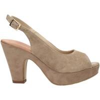Chaussures Femme Richelieu Elisa Conte P1503F2C Multicolore