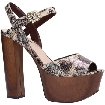 Sandales Guess - Sandalo natural leather FLDE31PEL03