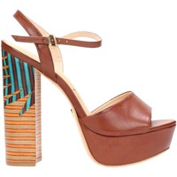 Chaussures Femme Sandales et Nu-pieds Vicenza 258005 VICCINI Multicolore