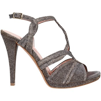 Chaussures Femme Sandales et Nu-pieds Albano 1237 Multicolore