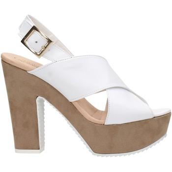 Chaussures Femme Sandales et Nu-pieds David Haron P09TC Multicolore