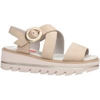 Chaussures Femme Sandales et Nu-pieds CallagHan 22703 Multicolore