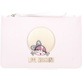Sacs Femme Pochettes / Sacoches Love Moschino JC4313PP08 Multicolore