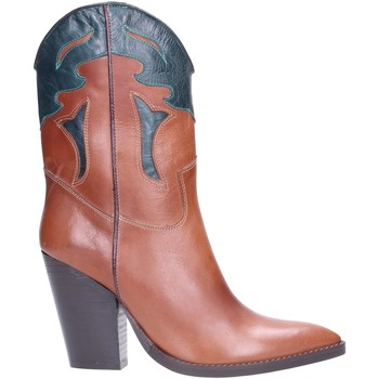 Bottines Tsakiris Mallas - Texano tan 692