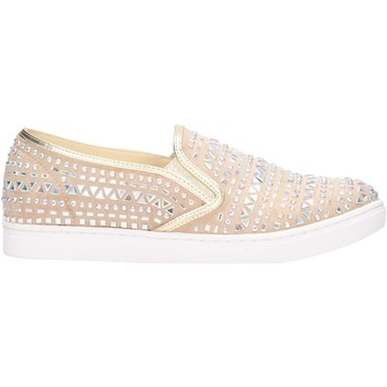 Chaussures Femme Slip ons Albano 6856 Multicolore