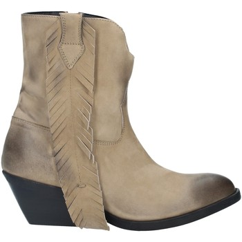 Chaussures Femme Bottines Manufacture D'essai 26 NABUC TAUPE