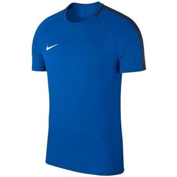 Vêtements Homme T-shirts manches courtes Nike Dry Academy 18 Bleu