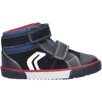 Chaussures Garçon Boots Geox B84A7C 022FU B KILWI Azul