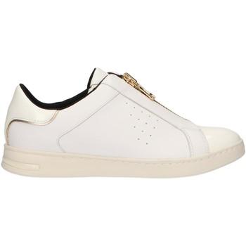 Chaussures Femme Baskets basses Geox D841BA 08554 D JAYSEN Blanco
