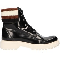 Chaussures Femme Bottines Geox D847AB 000BC D ASHEELY Negro