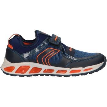 Chaussures Garçon Multisport Geox J8494A 011FE J SHUTTLE Azul