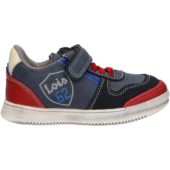 Chaussures Garçon Baskets basses Lois 46105 Azul