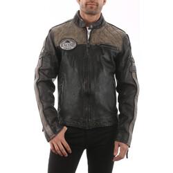 Vêtements Homme Blousons Gipsy Gilby Noir Noir