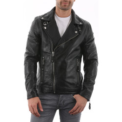 Vêtements Homme Blousons Gipsy Mavric Noir Noir