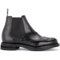 Chaussures Homme Boots Church's Beatles Coldbury en cuir de veau brossé noir Noir