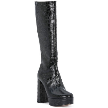 Chaussures Femme Bottes ville Priv Lab NERO COCCO Nero