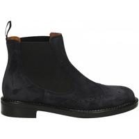Chaussures Femme Boots Frau WAXY blu