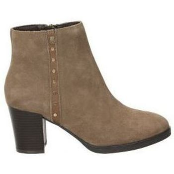 Chaussures Femme Bottines Stepfly 9022 Marron