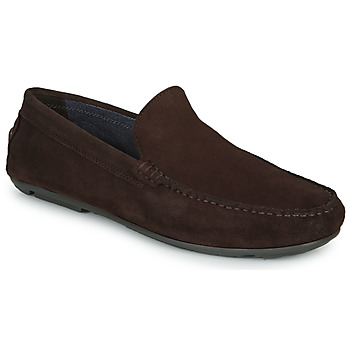 Chaussures Homme Mocassins André BIOUTY Marron