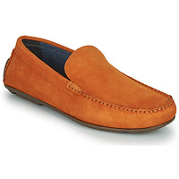 Chaussures Homme Mocassins André BIOUTY Orange