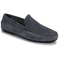 Chaussures Homme Mocassins André BIOUTY Bleu