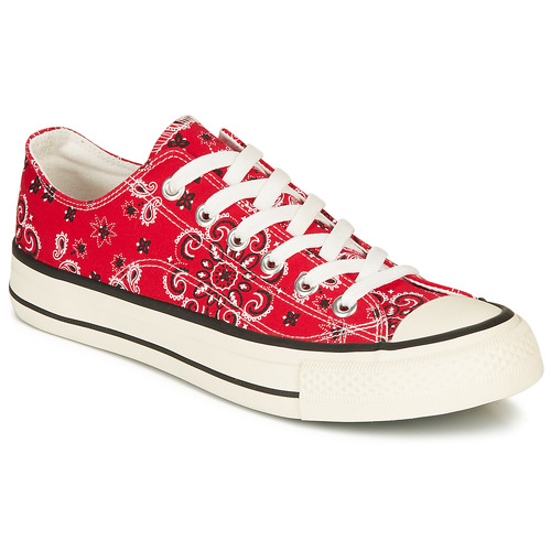 Chaussures Homme Tennis André VOILURE Rouge