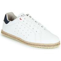 Chaussures Homme Espadrilles André STANISH Blanc