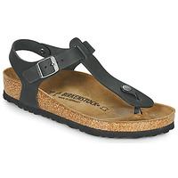Chaussures Femme Sandales et Nu-pieds Birkenstock KAIRO LEATHER Noir