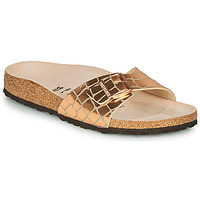 Chaussures Femme Mules Birkenstock MADRID Gold