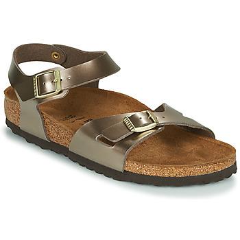 Chaussures Femme Sandales et Nu-pieds Birkenstock RIO Bronze