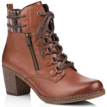 Chaussures Femme Bottines Remonte Dorndorf r4673 marron