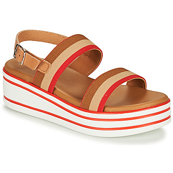 Chaussures Fille Sandales et Nu-pieds André MAIWENN Marron