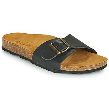 Chaussures Garçon Sandales et Nu-pieds André COLIN Noir