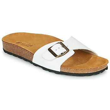 Chaussures Garçon Sandales et Nu-pieds André COLIN Blanc