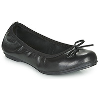 Chaussures Fille Ballerines / babies André AVA Noir