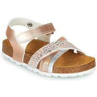 Chaussures Fille Sandales et Nu-pieds André CARAIBE Rose
