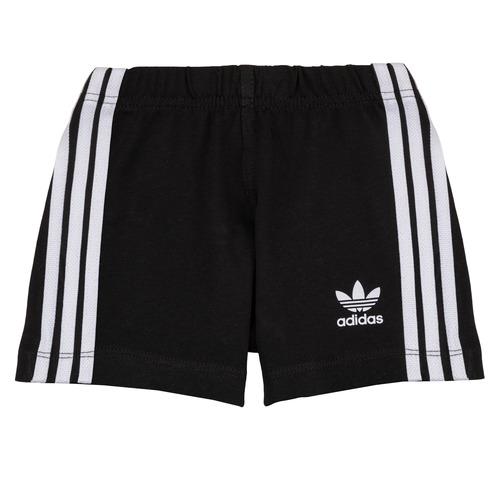 Adidas Originals Caroline Blanc / Noir - Livraison Gratuite- Vêtements Ensembles Enfant 2995
