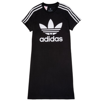 Vêtements Fille Robes courtes adidas Originals SALOME Noir