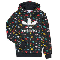 Vêtements Fille Sweats adidas Originals DLIA Noir