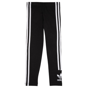 Vêtements Fille Leggings adidas Originals MIKADI Noir
