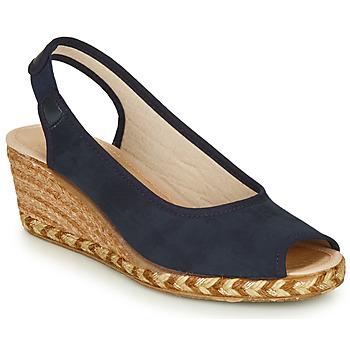 Chaussures Femme Espadrilles Damart LORELO Marine