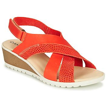 Chaussures Femme Sandales et Nu-pieds Damart MAYLO Paprika