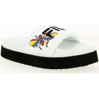 Chaussures Femme Mules Fila MORRO BAY ZEPPA CALABRONE Blanc