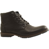 Chaussures Homme Boots Botty Selection Hommes 479200 NOIR