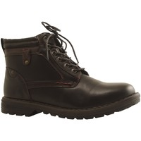 Chaussures Homme Boots Botty Selection Hommes E871A NOIR