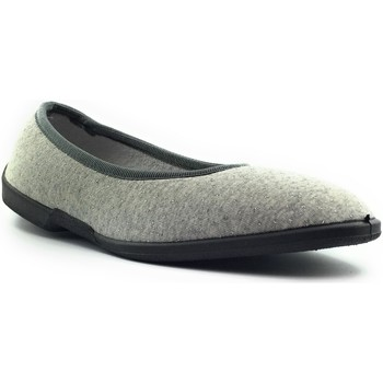 Chaussures Femme Chaussons Fargeot BABEL Gris